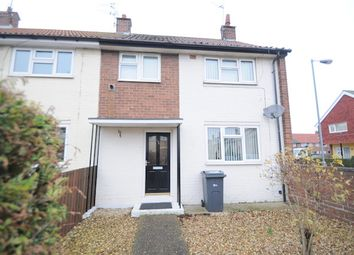 Thumbnail 2 bed end terrace house for sale in Hemswell Avenue, Hull