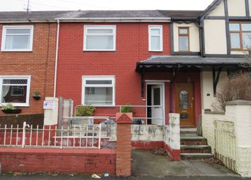 Thumbnail 3 bedroom terraced house for sale in Grove Road, Clydach, Swansea