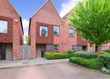 Thumbnail 2 bed semi-detached house for sale in Pilots View, Chatham, Kent