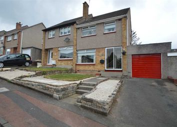 Thumbnail 3 bed semi-detached house for sale in Balfron Crescent, Hamilton