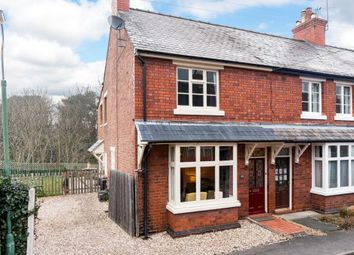 Thumbnail 3 bed end terrace house for sale in Montague Place, Shrewsbury