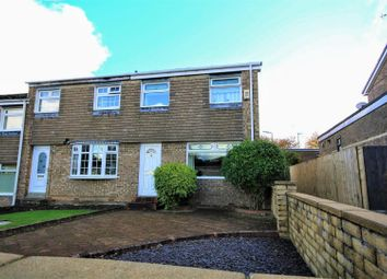 Thumbnail 3 bed end terrace house for sale in Leyburn Close, Ouston, Chester Le Street