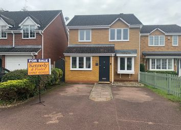 Thumbnail 3 bed detached house for sale in Bluebell Close, Biggleswade