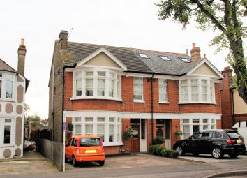 Thumbnail 4 bedroom semi-detached house for sale in Mawney Road, Romford
