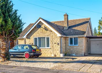 Thumbnail 4 bed link-detached house for sale in Manor Crescent, Standlake, Oxfordshire