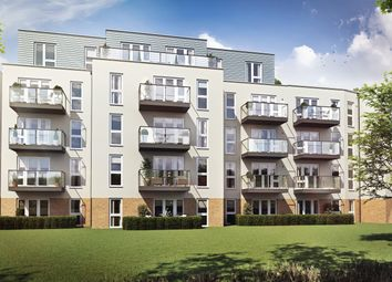Thumbnail 1 bed flat for sale in Bleriot Gate, Addlestone, Surrey