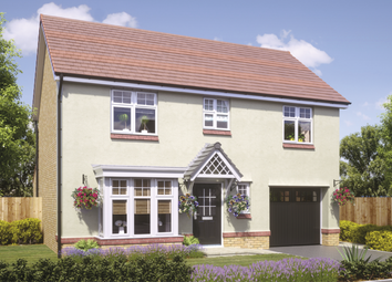 Thumbnail 3 bed detached house for sale in Countryside Development Heathfield, Wednesbury, West Midlands