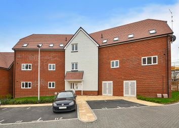 Thumbnail 2 bedroom flat for sale in Yarrow Place, Stone Cross, Pevensey