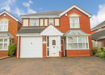 Thumbnail 4 bedroom detached house to rent in Millers Walk, Pelsall, Walsall
