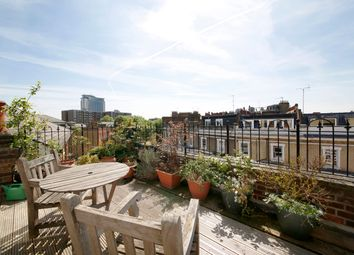 Thumbnail 4 bed triplex for sale in Beaumont Crescent, London