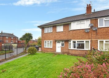 Thumbnail 2 bed flat for sale in Dean Hall Close, Morley, Leeds, West Yorkshire