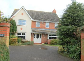 Thumbnail 5 bed detached house for sale in Church Meadows, Henley, Ipswich