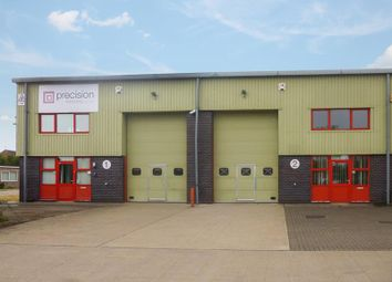 Thumbnail Light industrial to let in Units 1 And 2 Brunel Court, Burrel Road, St Ives, Cambridgeshire
