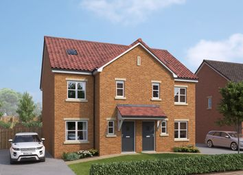 """Thumbnail 4 bed property for sale in """"The Bamburgh"""" at Moor Knoll Lane, East Ardsley, Wakefield"""