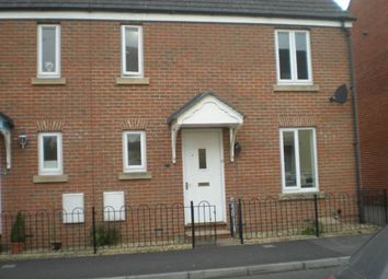 Thumbnail 3 bed property to rent in Cale Way, Gillingham