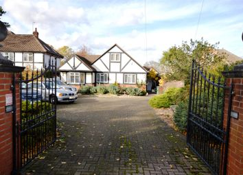Thumbnail 4 bedroom detached bungalow for sale in Salisbury Road, Worcester Park