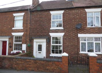 Thumbnail 2 bedroom terraced house for sale in Chapel Street, Dawley, Telford