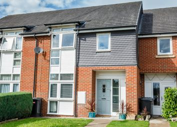 Thumbnail 3 bed terraced house for sale in Poppy Close, Crewe, Cheshire East