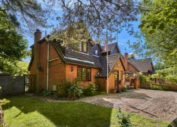Thumbnail 4 bed detached house for sale in Pines Road, Liphook