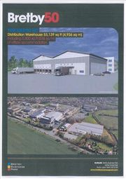 Thumbnail Warehouse to let in Bretby 50, Bretby Business Park, Ashby Road East, Burton Upon Trent, Staffordshire