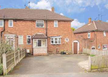 3 bed semi-detached house for sale in High Farm Road, Hasbury, Halesowen B63
