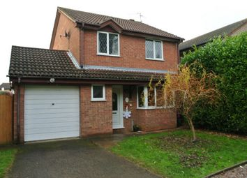 Thumbnail 4 bed detached house for sale in Bowness Way, Gunthorpe, Peterborough