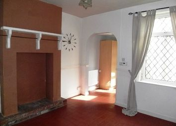 Thumbnail 2 bed end terrace house to rent in Countesthorpe Road, Leicester