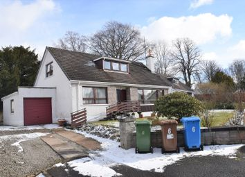 Thumbnail 5 bed detached house for sale in Castle Gardens, Dingwall