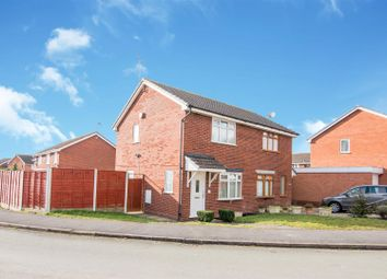 Thumbnail 2 bedroom semi-detached house for sale in Penderell Close, Featherstone, Wolverhampton