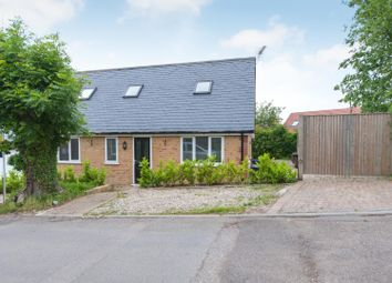 Thumbnail 3 bed detached bungalow for sale in Approach Road, Shepherdswell, Dover