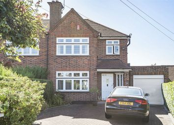Thumbnail 4 bed semi-detached house for sale in Grenfell Gardens, Kenton, Harrow
