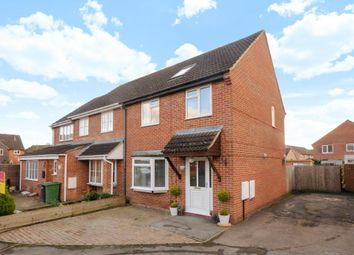 Thumbnail 4 bedroom semi-detached house for sale in Munkle Marsh, Thatcham, West Berkshire