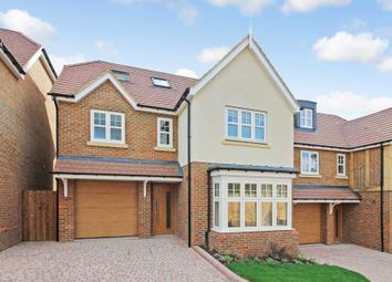 Thumbnail 4 bed detached house for sale in Albany Terrace, Grove Road, Tring