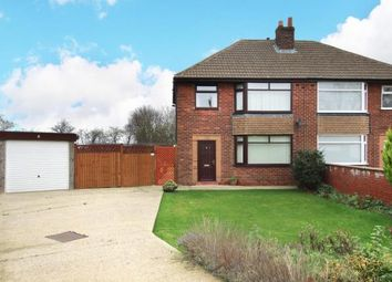 Thumbnail 3 bed semi-detached house for sale in Hollys House Road, Ravenfield, Rotherham, South Yorkshire
