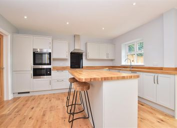 Thumbnail 3 bed semi-detached house for sale in Erymn Way, Leatherhead, Surrey