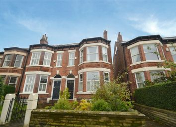 Thumbnail 4 bed end terrace house for sale in Beech Road, Cale Green, Stockport, Cheshire
