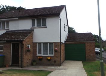 Thumbnail 2 bed semi-detached house to rent in The Copse, Fareham