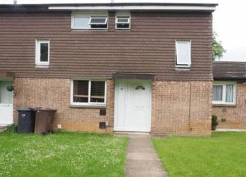 Thumbnail 2 bed terraced house to rent in Thatchwell Court, Little Billing, Northampton