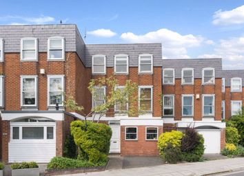 Thumbnail 4 bedroom terraced house for sale in St. Albans Road, London