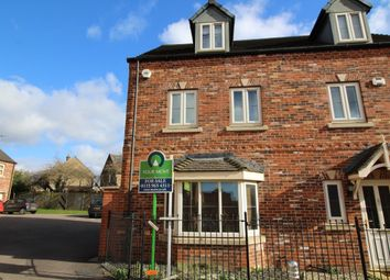 Thumbnail 4 bed semi-detached house for sale in Levertons Place, Hucknall, Nottingham