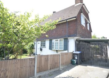 Thumbnail 3 bed semi-detached house for sale in Stag Lane, London