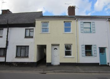 Thumbnail 3 bed terraced house to rent in Fore Street, Ide, Exeter