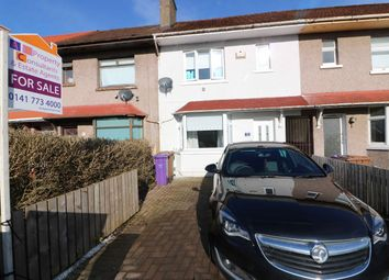 Thumbnail 2 bed terraced house for sale in Barrachnie Road, Garrowhill