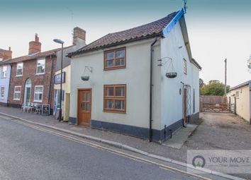 Thumbnail 2 bed semi-detached house to rent in Bridge Street, Loddon, Norwich