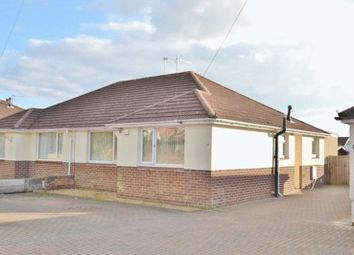 Thumbnail 2 bed bungalow to rent in Netley Road, Fareham