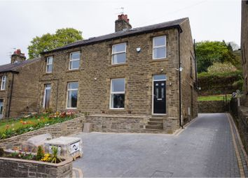 Thumbnail 4 bed semi-detached house for sale in Dunford Road, Holmfirth