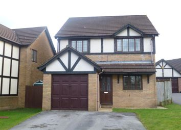 Thumbnail 3 bed detached house to rent in Woodcote Green, Grovesend, Swansea