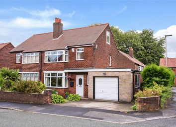 Thumbnail 3 bed semi-detached house for sale in Vicarage Road, Orrell, Wigan