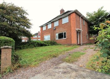 Thumbnail 2 bed semi-detached house for sale in Overdale Road, Birmingham
