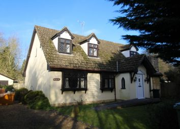 Thumbnail 3 bed detached house to rent in The Street, Cherhill, Calne